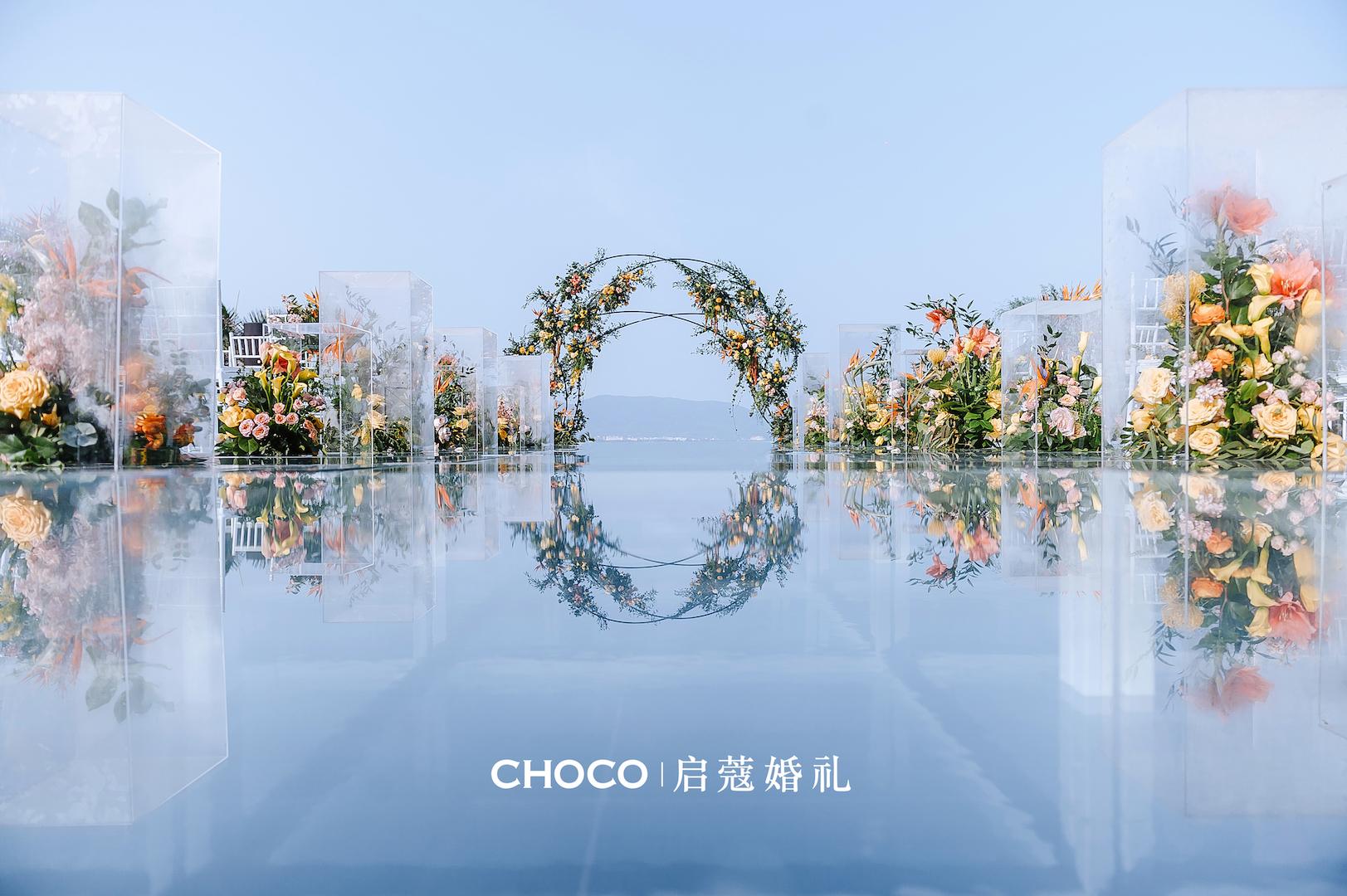 <b>三亞婚禮 | 彩虹花園</b>