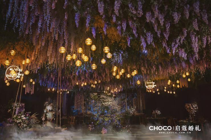 婚礼作品 | 紫藤花园