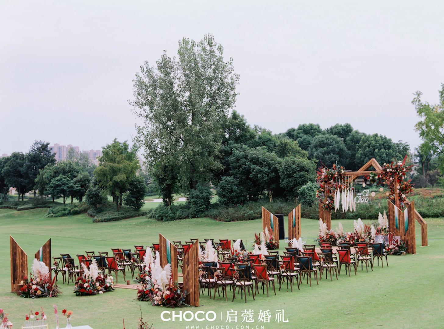 婚礼作品 | 九月和你